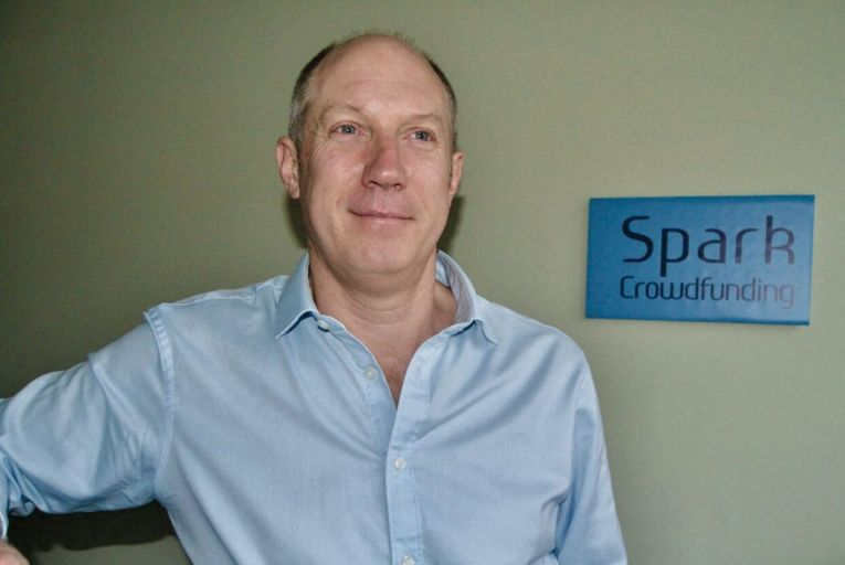 Chris Burge of Spark Crowdfunding