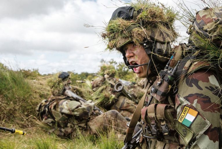 Can a new commission stop the exodus from the Defence Forces?