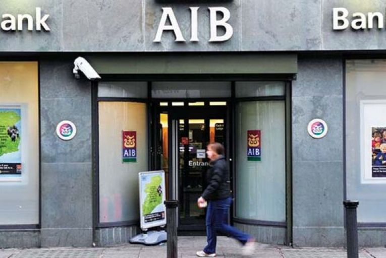 AIB said there would be no compulsory redundancies as a result of the closures, which are mostly concentrated in Dublin and Cork. Picture: Bloomberg