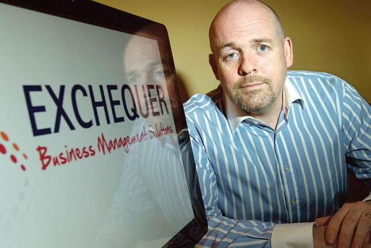 Alan Connor,  commercial director, Exchequer Software