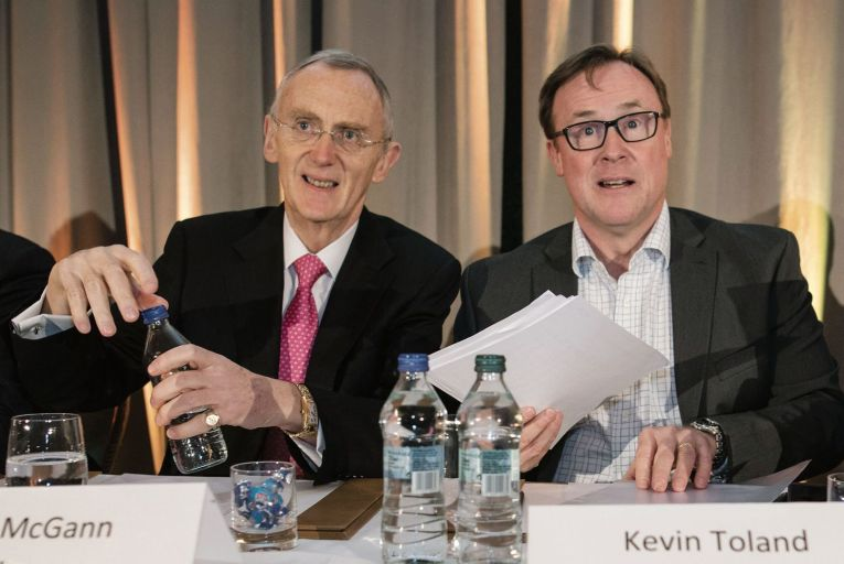 Former Aryzta chief receives severance payout of €1.7m
