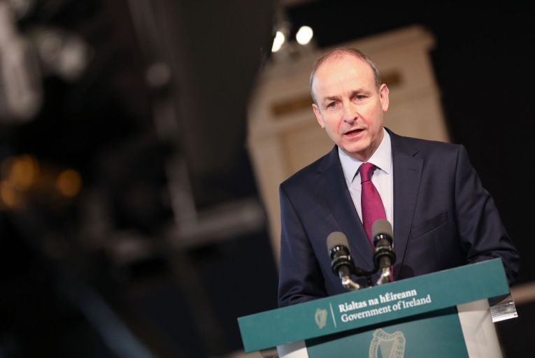 """""""We are on the final stage of this terrible journey"""" was the Taoiseach's grim summary of the position in a low-key address on Tuesday last"""
