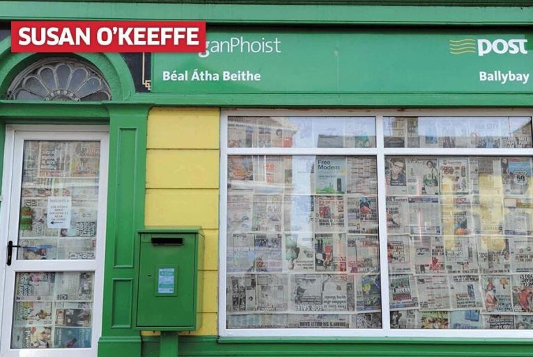 159 post offices face closure. Pic: RollingNews.ie