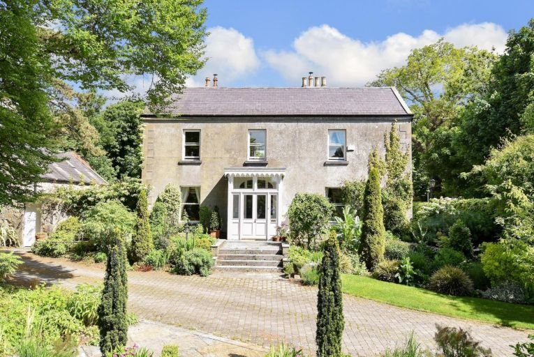 St Michael's Averard West, Taylor's Hill in Galway, a refurbished Victorian residence on private grounds and with its own woodland, is listed on the Property Price Register as having sold in October 2020 for €1.425 million.