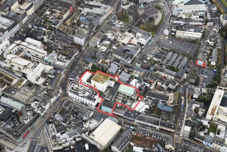 A 0.699-acre site at Eglinton Street in Galway, on offer by way of a development agreement, provides an opportunity to deliver a civic space for arts/culture in the city
