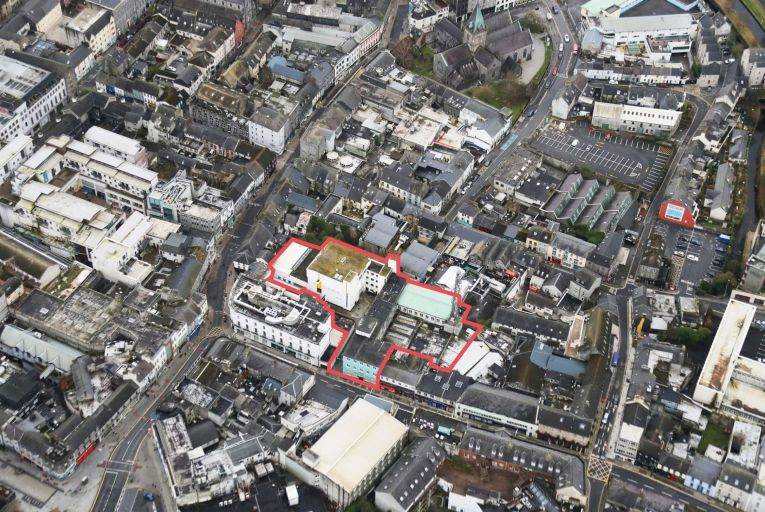 Post office site offers development potential at heart of Galway city