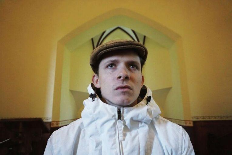 Jordan Kelly, aka Strange Boy: 'Holy/Unholy is 100 per cent my experience.'
