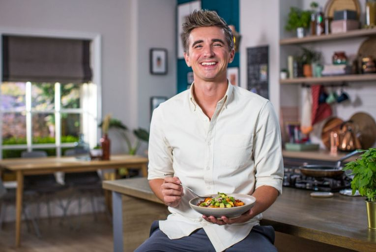 Donal Skehan: the celebrity chef's YouTube channel has proved a hit with viewers during lockdown