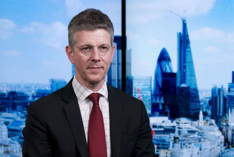Markus Schomer, the US-based economist, said there was already a tightness in labour markets before the Covid-19 pandemic hit. Picture: Pinebridge Investments