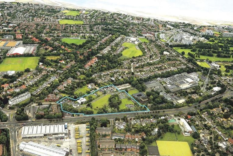 Cairn Homes plans high-end housing for  €107.5m RTÉ site