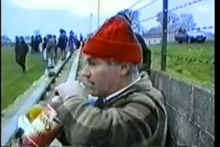'Effin' Eddie Moroney's commentary of the 1992 Tipperary under-21 football championship final between Aherlow and Nenagh Éire Óg became a GAA cult classic in the following years