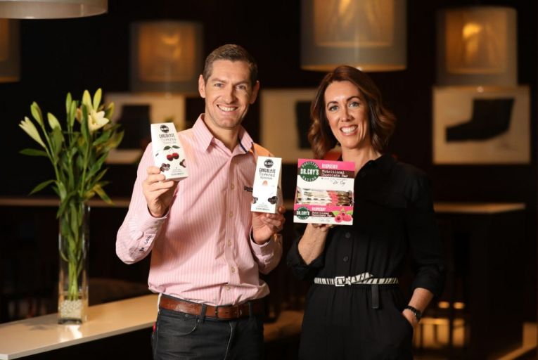 €400k funding round sweetens the deal for sugar-free snack firm