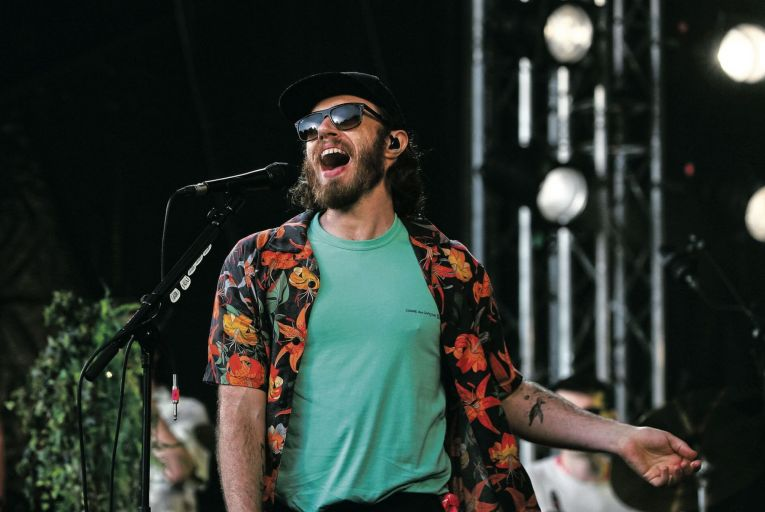 James Vincent McMorrow: 'That we weren't given a voice seemed short-sighted'. Picture: Evan Doherty