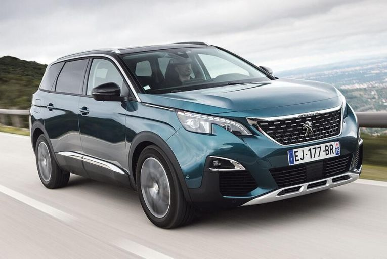 The styling of the new  Peugeot 5008 will certainly  be a selling point