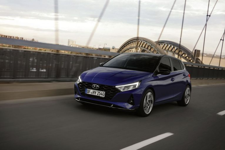 The Hyundai i20: small car buyers who expect to regularly carry people in the back seats should take this car very seriously