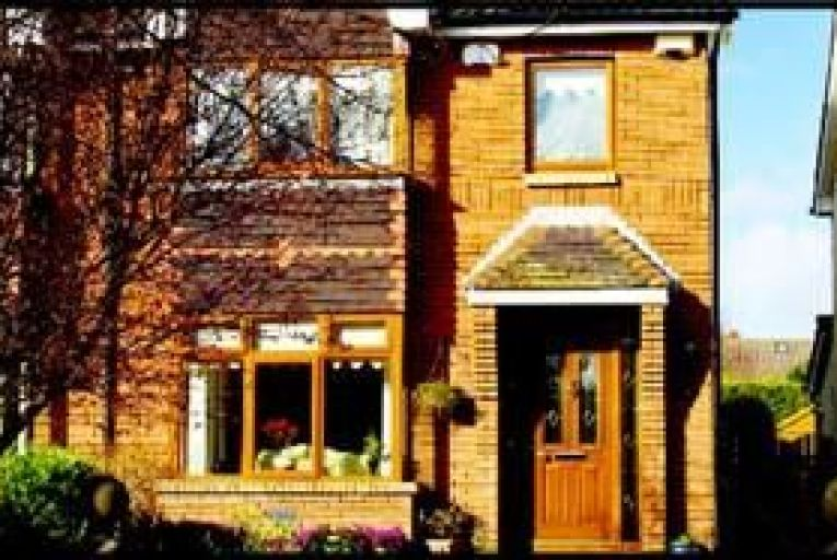 Semi-detached four-bed for sale in Leopardstown
