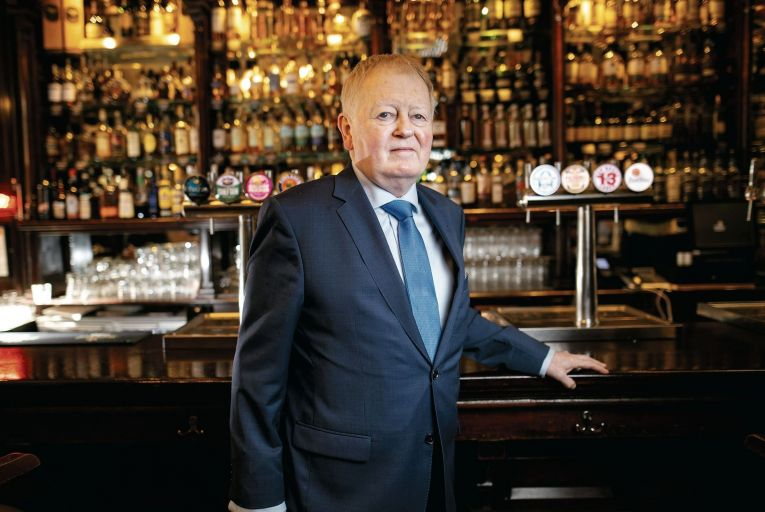 Chawke 'losing hope' that pubs will reopen soon