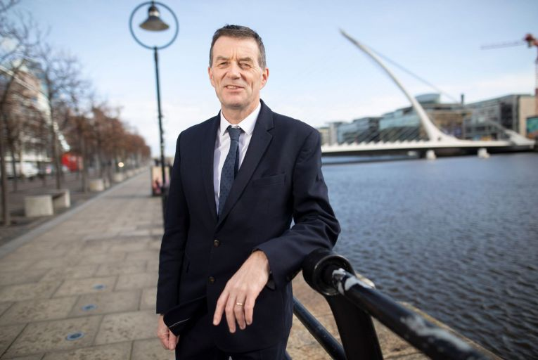 Tony Murphy: 'We have to take into account all the benefits we get from the EU'