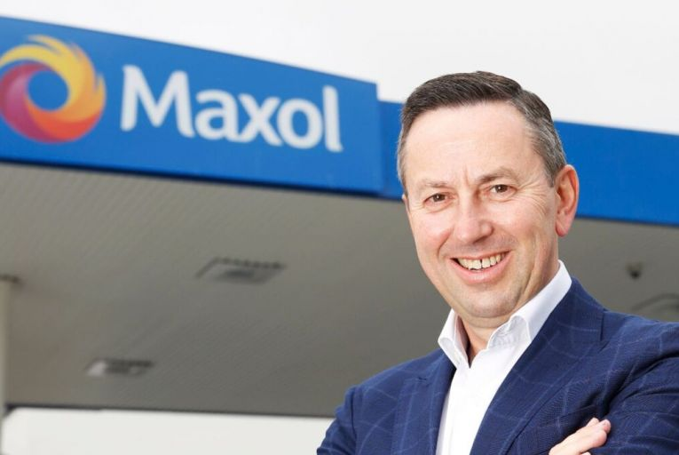 Brian Donaldson, chief executive of the Maxol Group, added that increased sales of coffee, alcohol and carwashing services offset decline in fuel consumption volumes during lockdown. Picture: Maxol