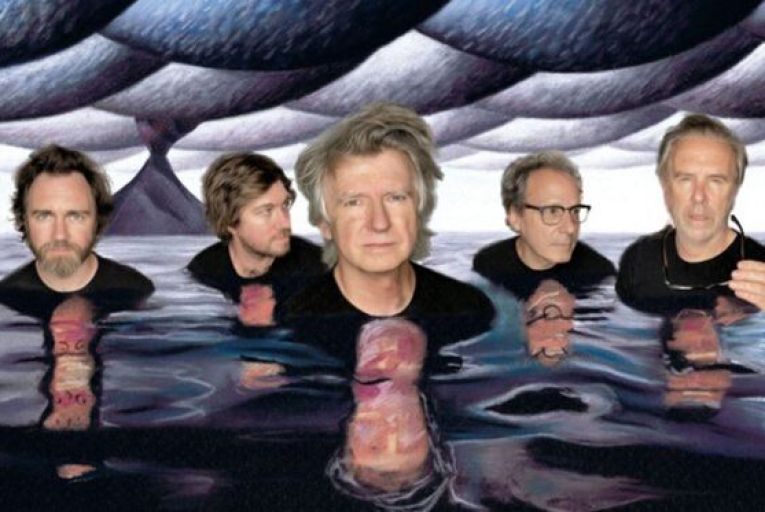 Crowded House's pop music dynamic here is as perfect as it is rapturous on their first album in ten years