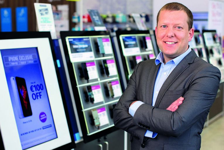 Stephen Delahunty,  head of fixed, mobile and accessories, Dixons Carphone Ireland Picture: Patrick Bolger
