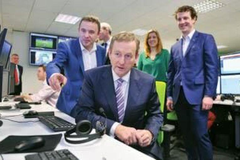 Xanadu brings 120 jobs to Cork