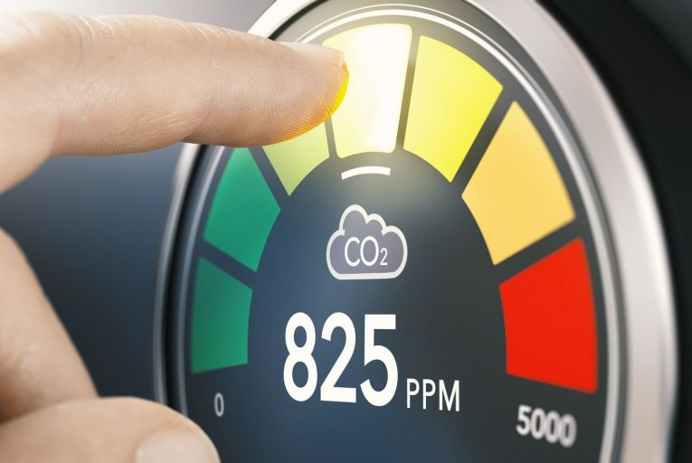CO2 monitors will be delivered to schools from 'later into this month'