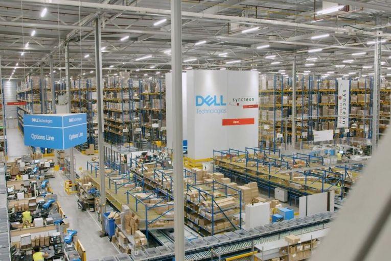 Dubai-based DP World is acquiring 100 per cent of Syncreon logistics