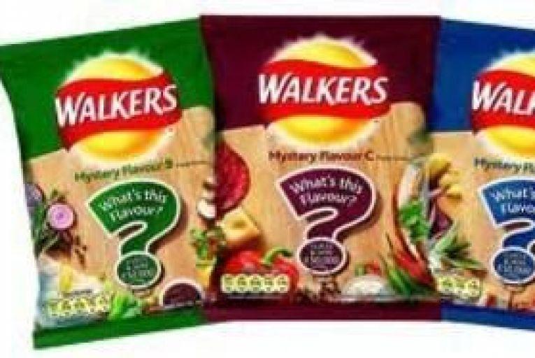 Walkers starts crisp flavour challenge
