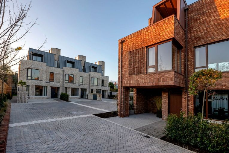 Collaboration on housing projects creates communities