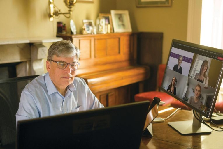 Paschal Naylor, chief executive of Arkphire: 'Business leaders need to reflect on the inherent challenges associated with long-term remote working from an employee's perspective'