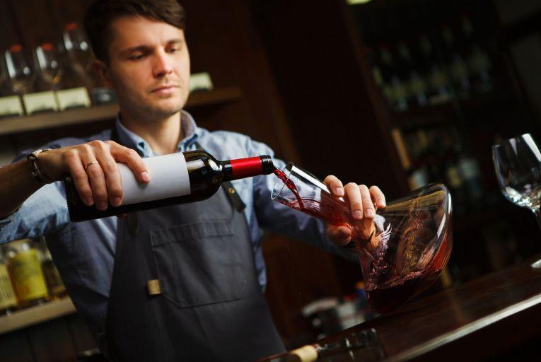 Wine: Preserving wine's heart of glass