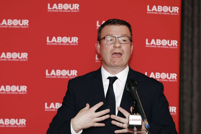 Labour leader Alan Kelly; party members will wonder whether the last four years in opposition advanced the party's recovery. Picture:Leah Farrell/RollingNews
