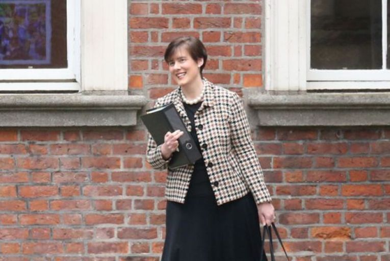 Norm Foley, the Minister for Education, has the task of selling a new Leaving Cert 'variant' that she never wanted to introduce in the first place. Picture: Rollingnews.ie