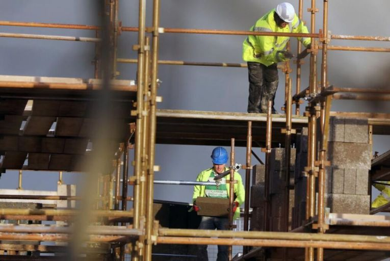 A total of 43,000 homes, including houses and apartments, have been given the go-ahead through the fast-track process