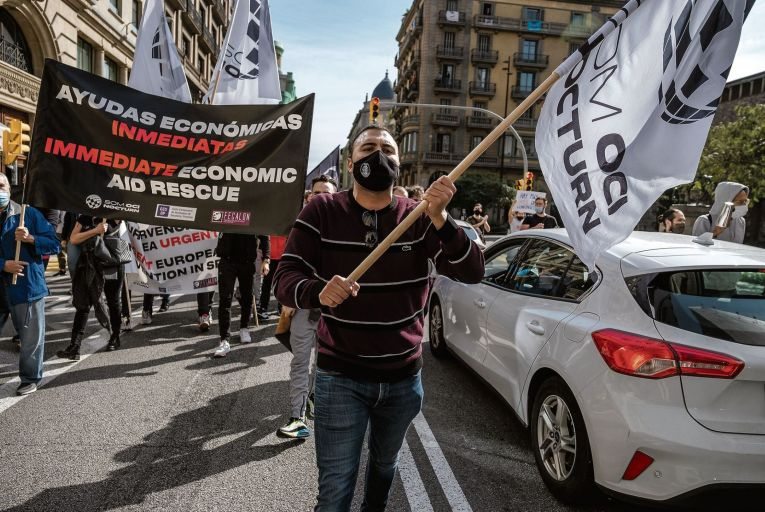 A pan-European pandemic: how the EU is pushing back
