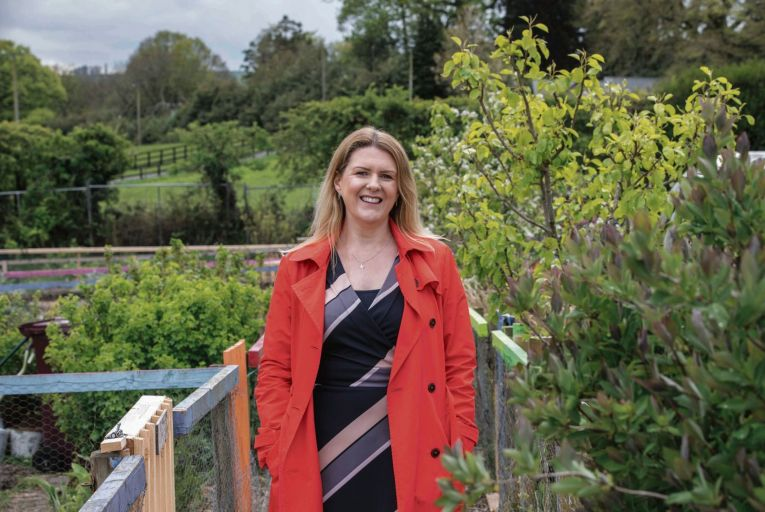 Andrea Doolan, co-founder and chief executive of Atlantia Food Trials: 'We work mainly with companies seeking scientific evidence to prove their food or food supplement has a health benefit.'