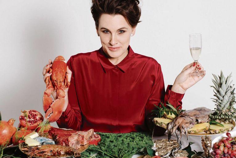 Grace Dent's happiest memories almost always involve food