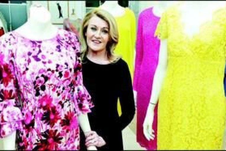Kennedy brings her designs online