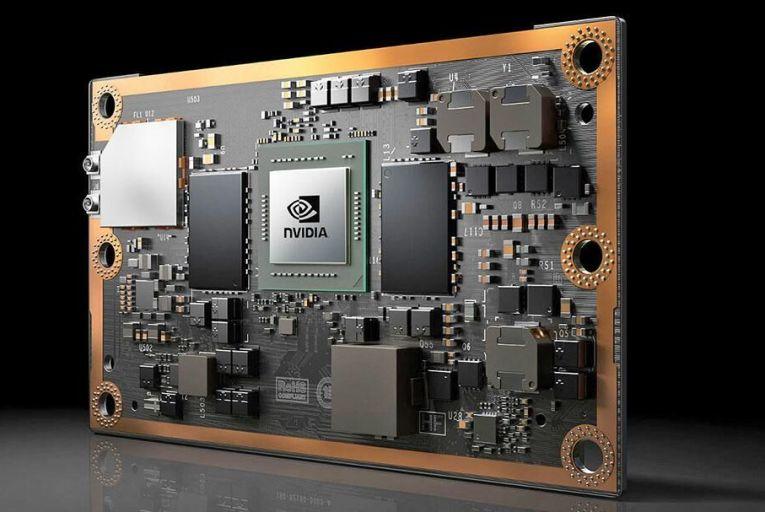 Nvidia's TX2