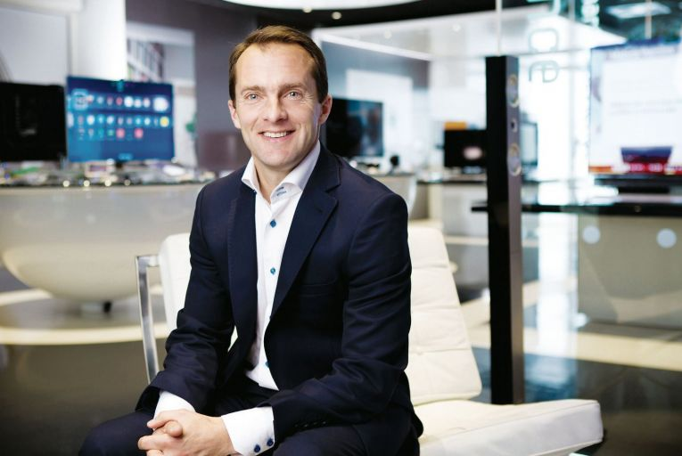 Conor Pierce of Samsung Mobile believes 2020 will be a huge year for the organisation