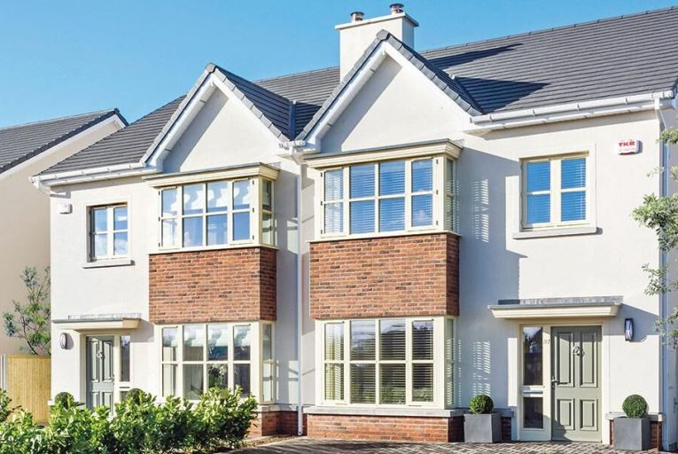 Naas family homes from €345k