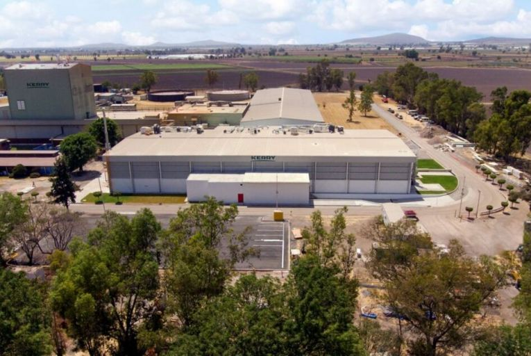 Kerry Group opened a new taste manufacturing facility in Mexico last week.