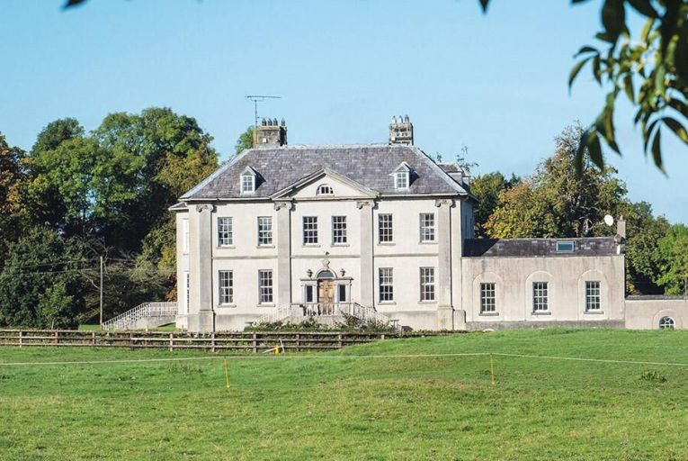 Mountainstown House, There are seven bedrooms, four of which are en suite, play rooms,
