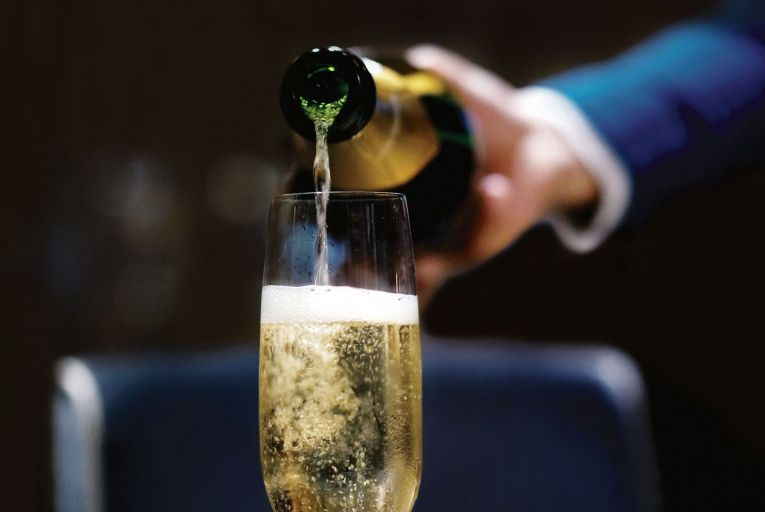 There are stringent laws governing the production of Champagne, including what grapes must be used