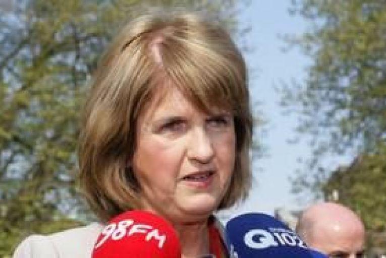 """Has Joan Burton a government deathwish?"" tweets FG chairman"
