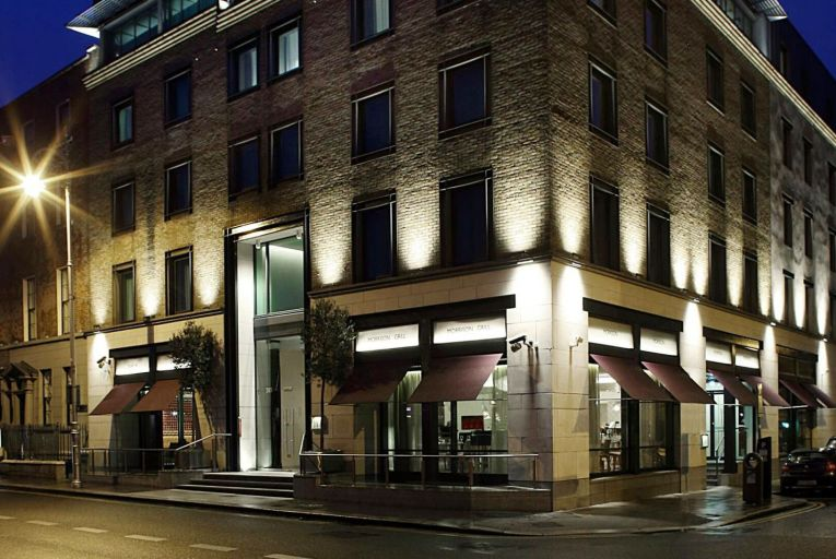 The Morrison Hotel on Dublin's north quays had a guide price of €80 million but it has been suggested that an offer of €68 million would be considered