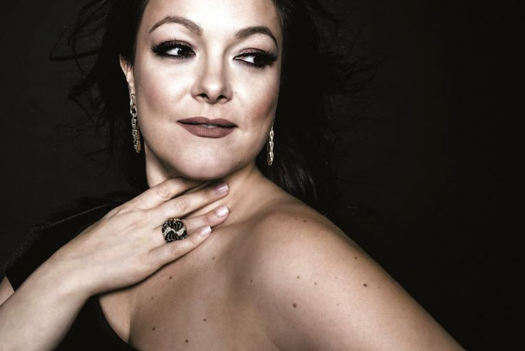 Eleonora Buratto, an 'ambassador' for Wexford Festival Opera, will perform a special recital from Rome