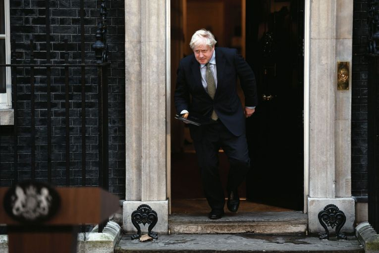Boris Johnson: the election result means he can mix up his cabinet any way he likes. Picture: Bloomberg