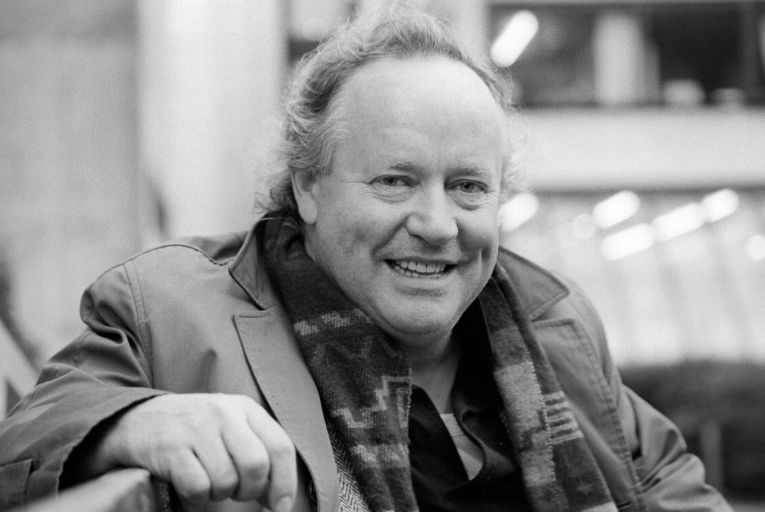 Brendan Kennelly, who died last week, was always a deeply serious poet, behind the humorous affability with which he greeted friends and strangers. Picture: Marc O'Sullivan